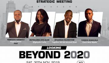 looking beyond 2020